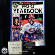 Patrick Roy The Hockey News 93-94 Magazine