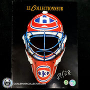Patrick Roy Signed Le Collectionneur Magazine