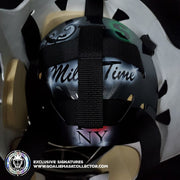 RYAN MILLER UN-SIGNED GOALIE MASK BUFFALO TRIBUTE EDITION