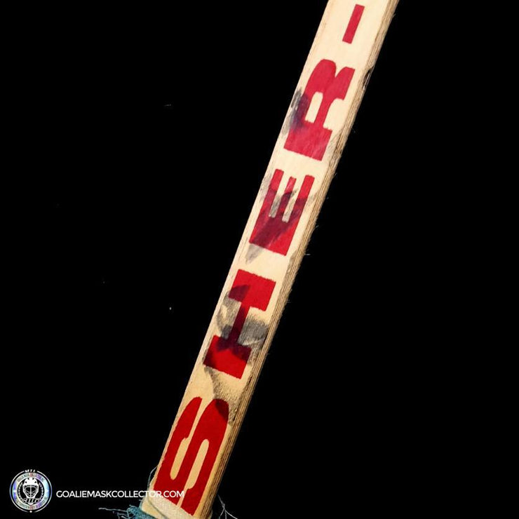 Jose Theodore Sherwood Game Used Stick Montreal Canadiens