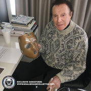 TONY ESPOSITO UN-SIGNED GOALIE MASK VINTAGE MONTREAL