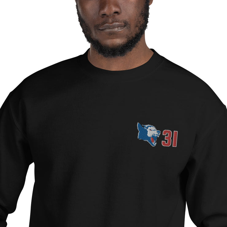 CUJO Mad Dog Crewneck Sweater