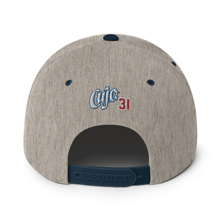 CUJO Mad Dog Snapback Cap