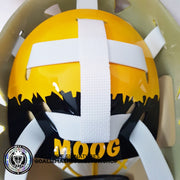 ANDY MOOG UN-SIGNED GOALIE MASK BOSTON EDITION
