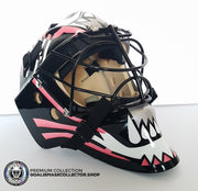 JOHN VANBIESBROUCK UN-SIGNED GOALIE MASK CUSTOM EDITION (ANY COLORS YOU WANT)
