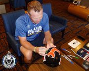 MARTIN BRODEUR SIGNED AUTOGRAPHED GOALIE MASK NEW JERSEY AS EDITION
