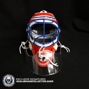 PATRICK ROY SIGNED AUTOGRAPHED GOALIE MASK MONTREAL RGS AS Edition