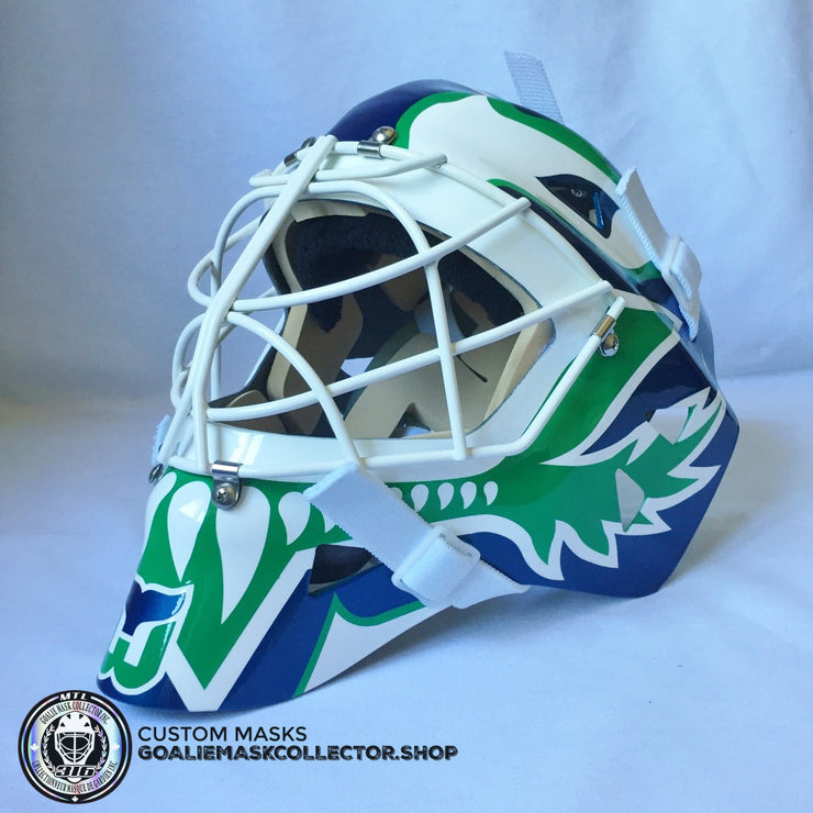FELIX POTVIN UN-SIGNED GOALIE MASK HARTFORD EDITION
