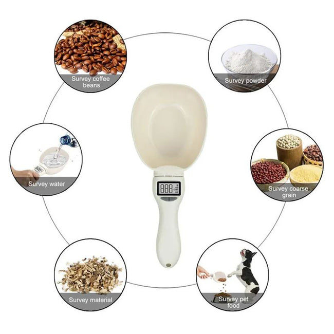 Multiple Occasions Possibilities Food Scooper Material Water Coffee Beans General Powder Grain Kitchen Pets