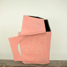 Load image into Gallery viewer, MELISSA DADOURIAN, Pink/Yellow Vessel, 2021