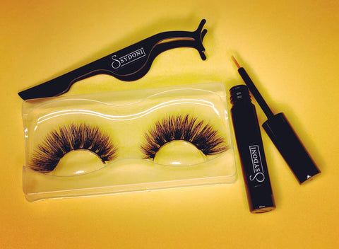 FREE lash adhesive and applicator with every lash purchase!