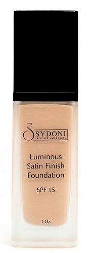 Luminous Satin Finish Foundation