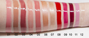 Shade #4 Lustre Vinyl Finish Lip Gloss