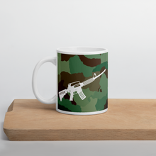 Load image into Gallery viewer, Emotional Support Gun Mug AR Version