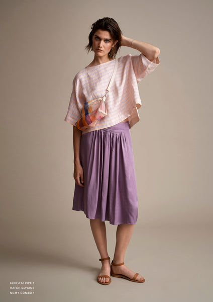 bellerose hatch skirt
