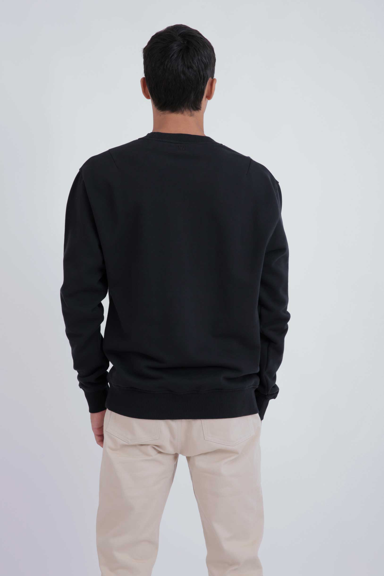 De Coeur Black Sweatshirt