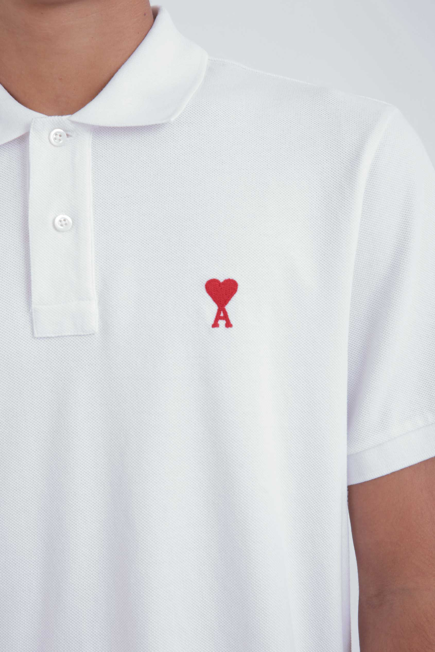 De Coeur White Polo