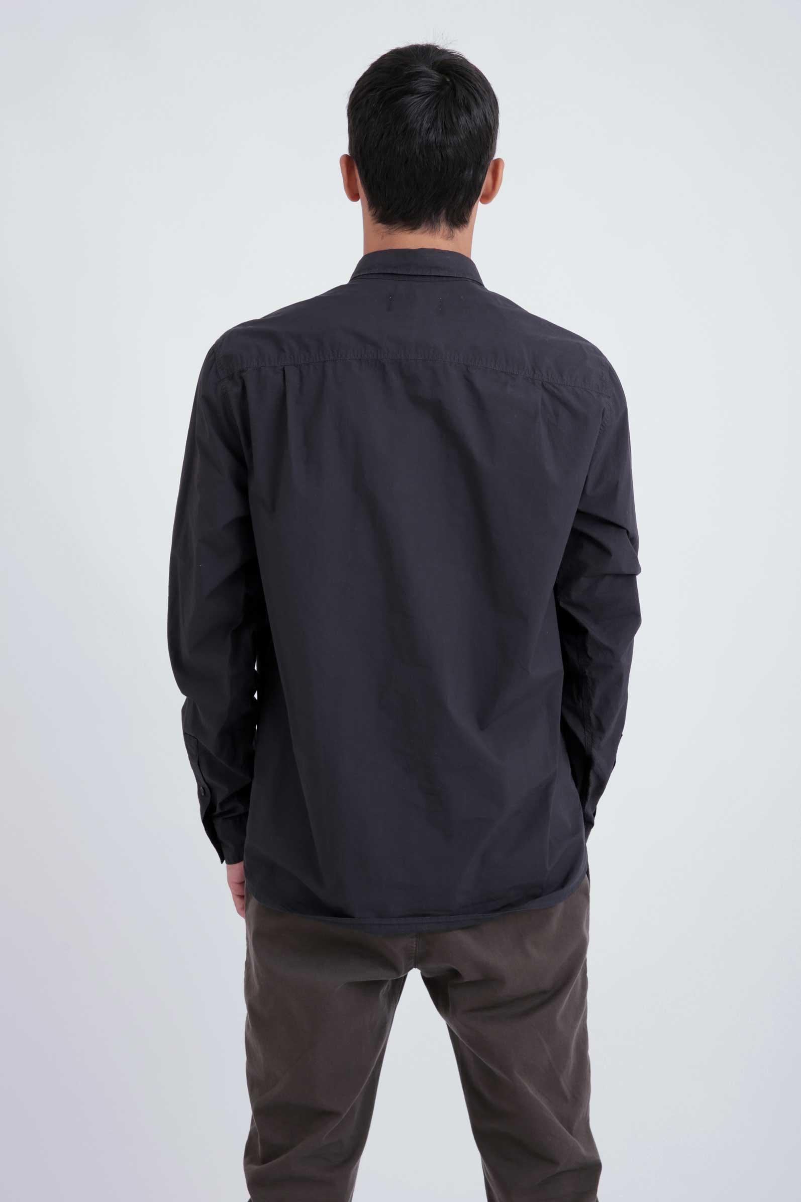 Curtis Shirt Black