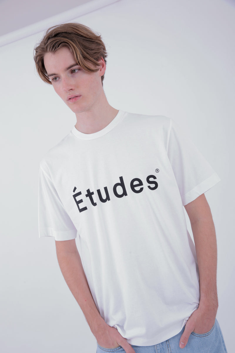 Wonder Etudes White T-Shirt