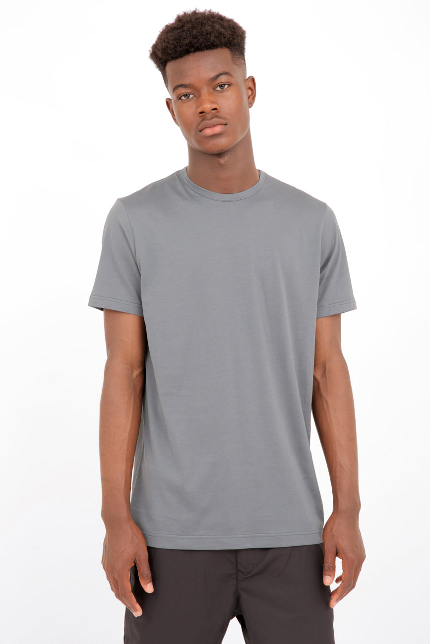Classic Cotton Dark Petrol T-Shirt