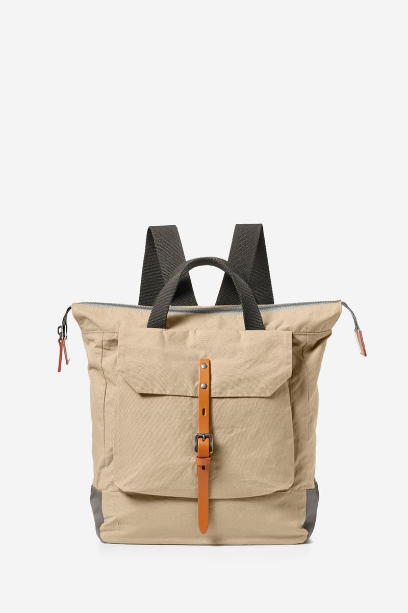 Frances Waxy Putty Rucksack