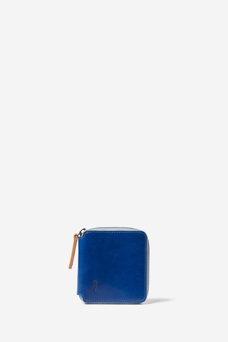 Axel Blue Wallet