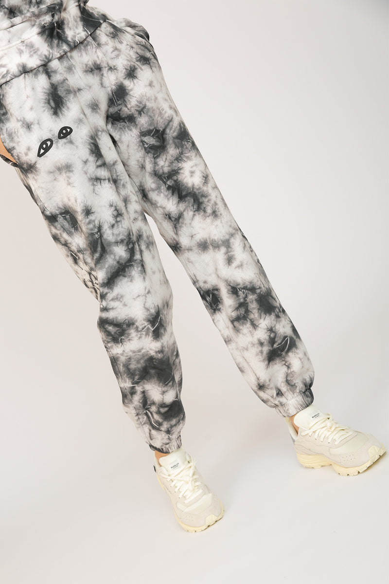 Tie Dye Eye Sweatpants