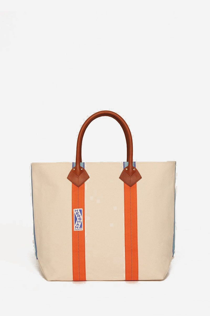 Utilty Tote Medium Ecru