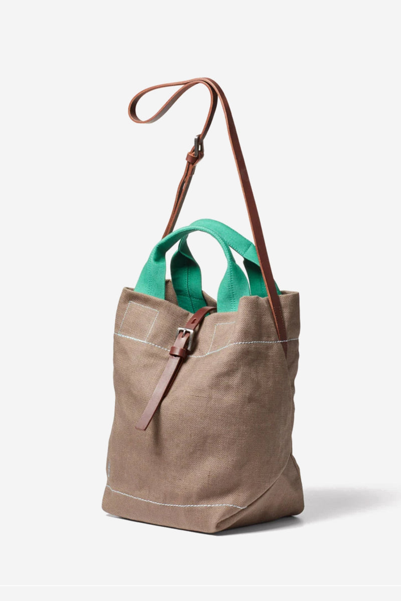 Bob Hemp Bucket Bag