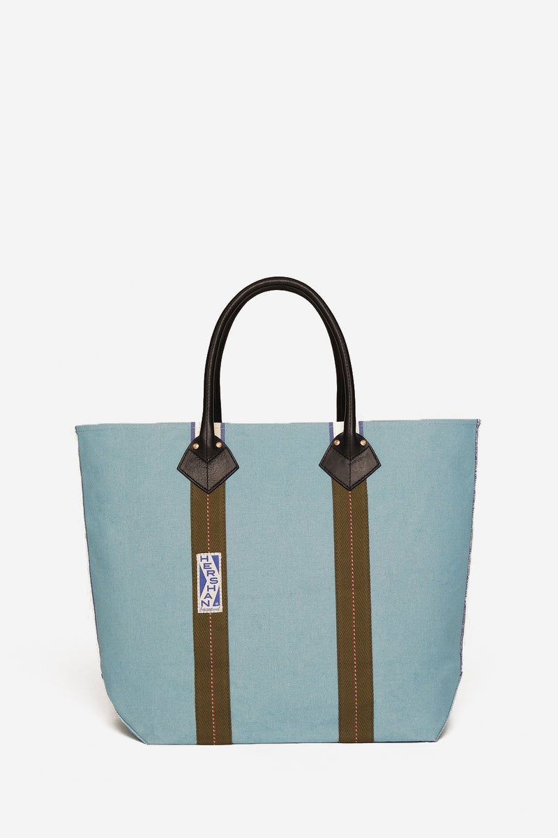 Utilty Tote Medium Azure