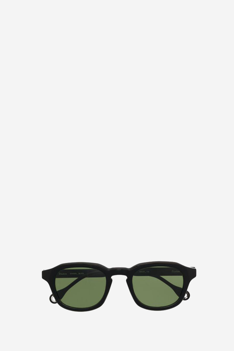 Minimal Black Sunglasses
