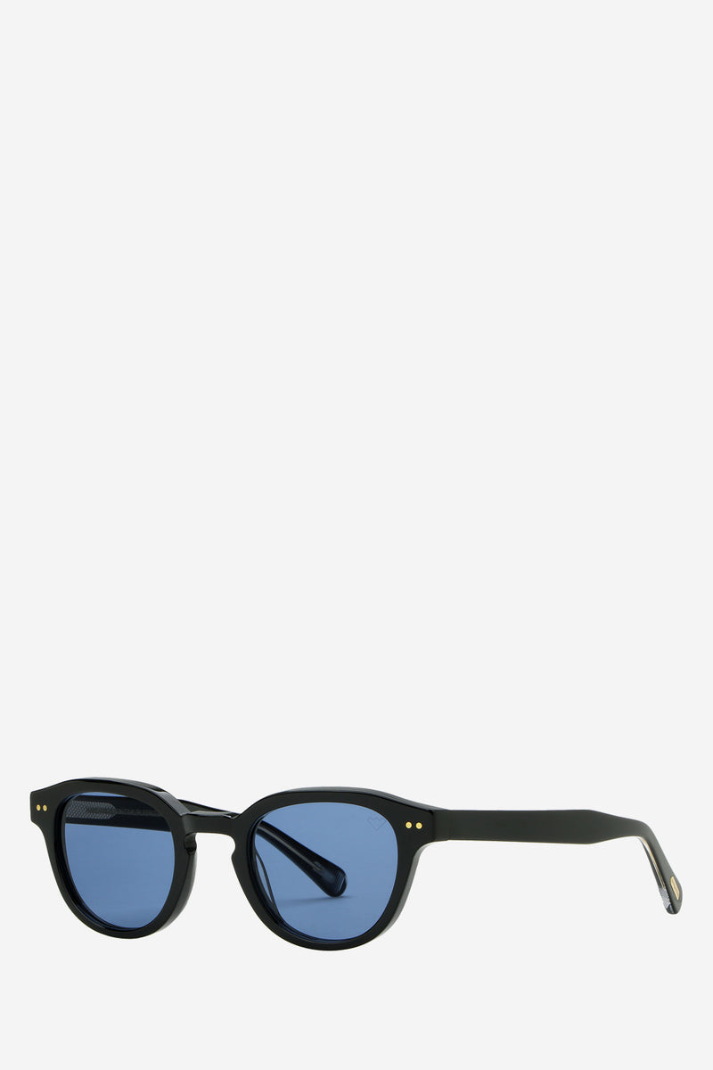 Carpe Diem Black Smoke Sunglasses