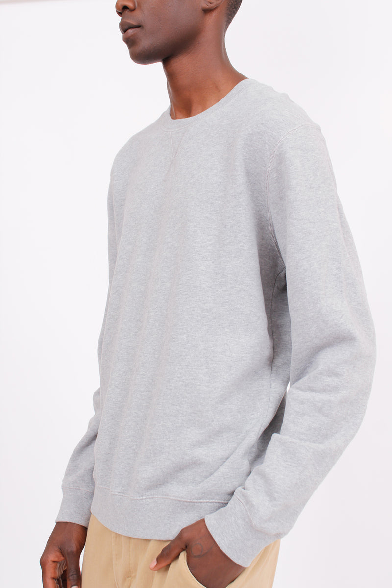 Loopback Grey Sweatshirt