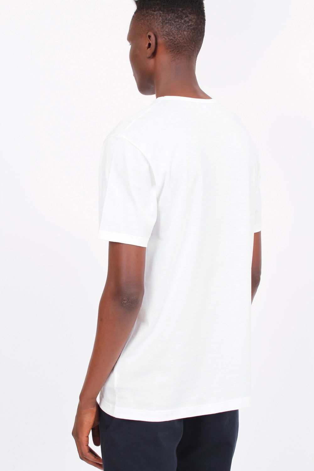 Sunspel Classic Cotton White Tee