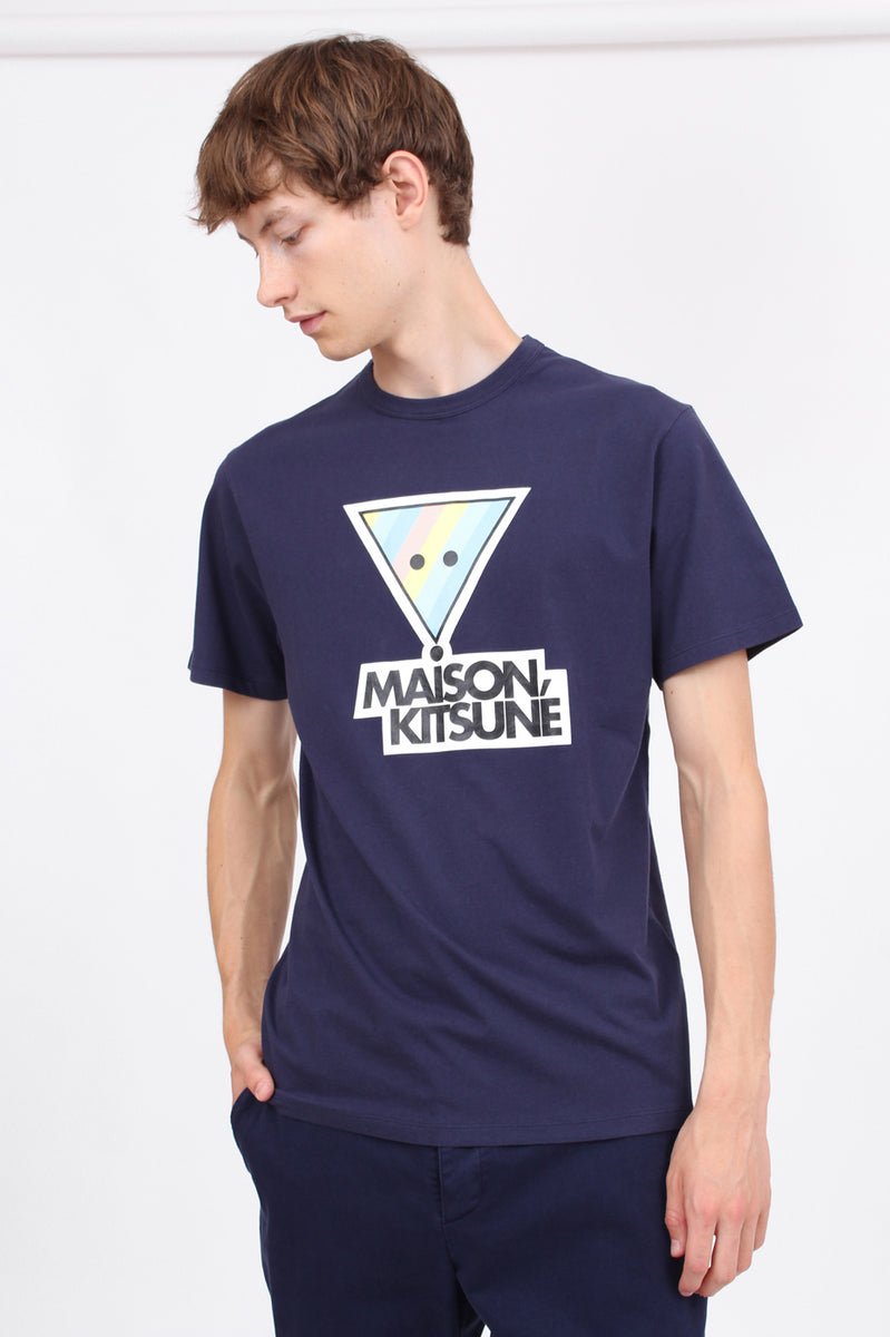 Rainbow Triangle Fox T-Shirt
