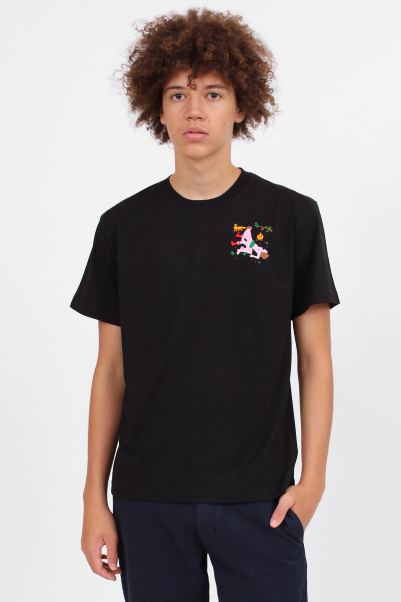 Girth, Wind & Fire T-Shirt Black