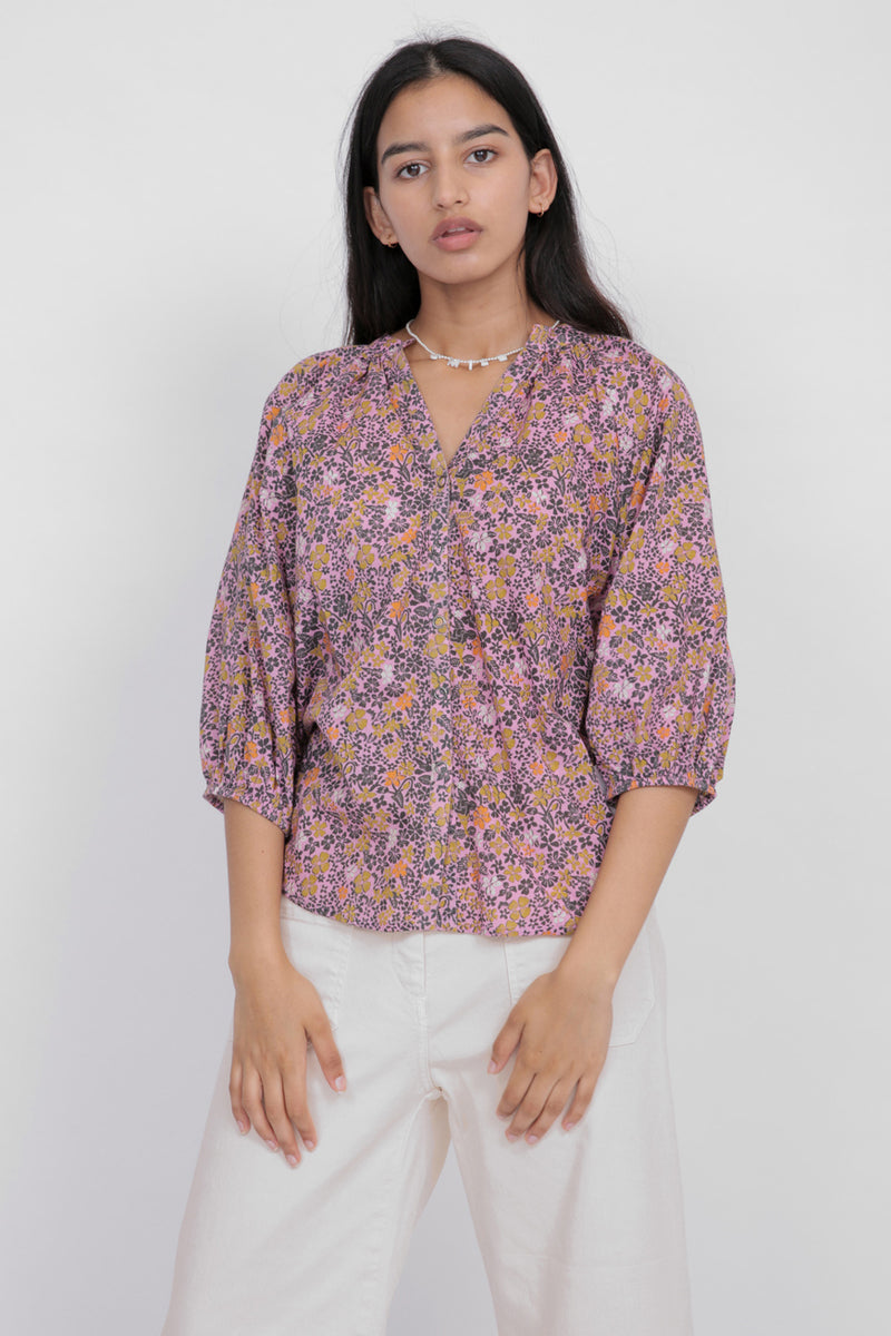 Mitte Floral Top