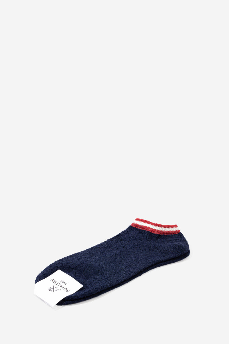 Ben Navy Socks