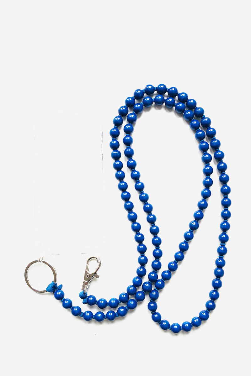 Handykette Blue Phone Necklace