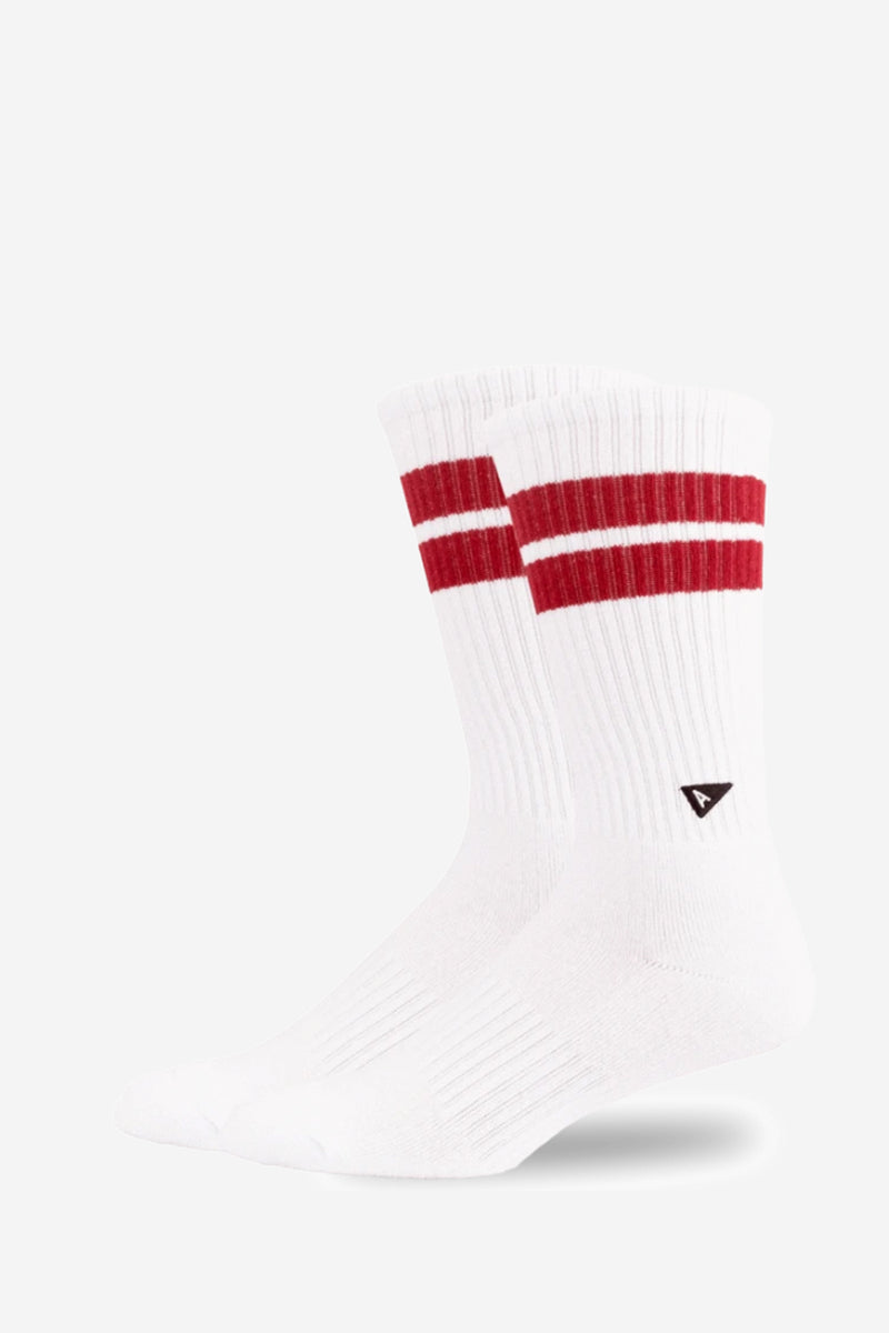 Long Crew Stripe Sock