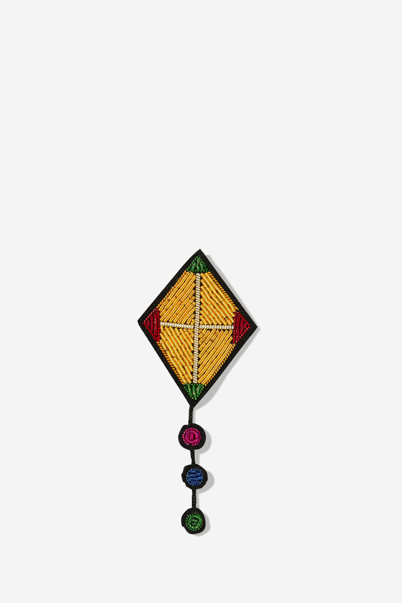 Kite Brooch