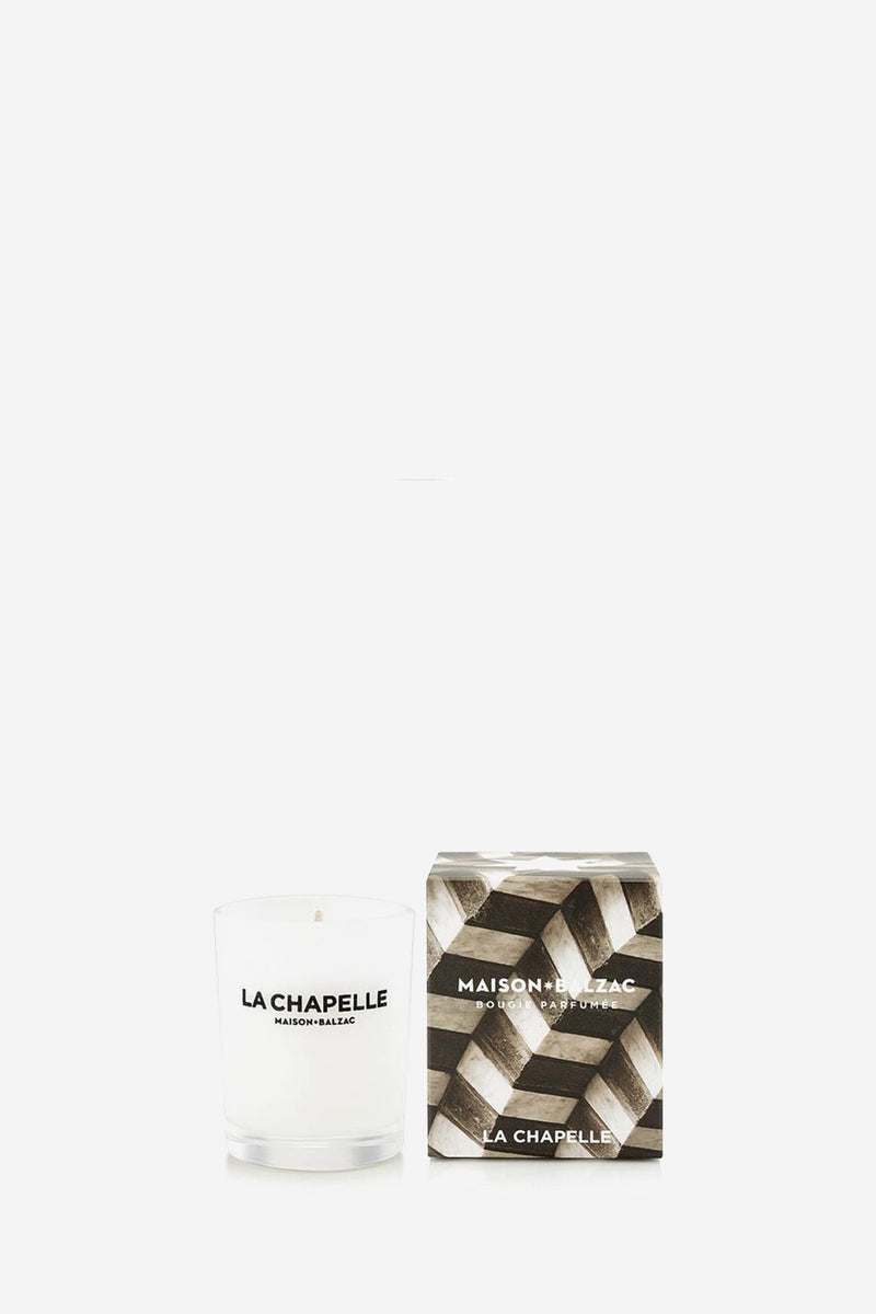 Maison Balzac Chapelle Mini Candle