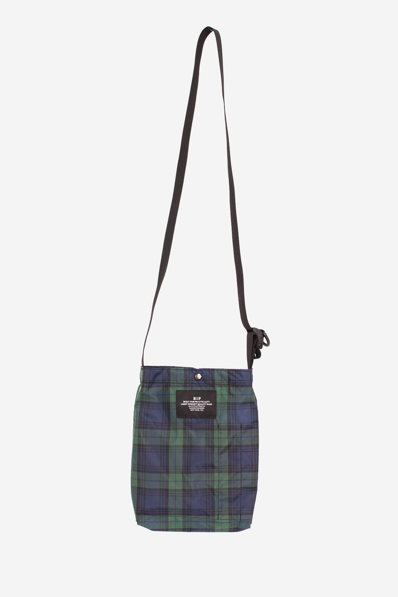 Passport Plaid Holder