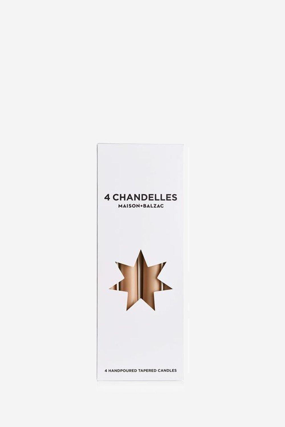 4 Sable Chandelles