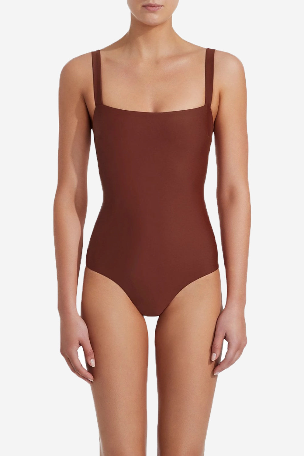 Square Rust Maillot