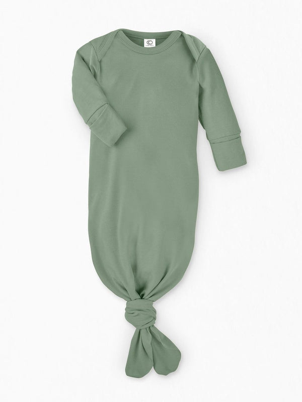 Copy of Organic Infant Gown, Thyme