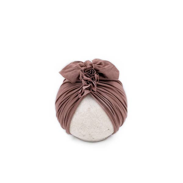 Vintage Head Wrap Hat - Pebblestone