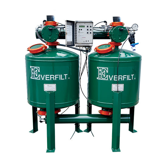 Everfilt SM18-2A Automatic Sand Media Filter