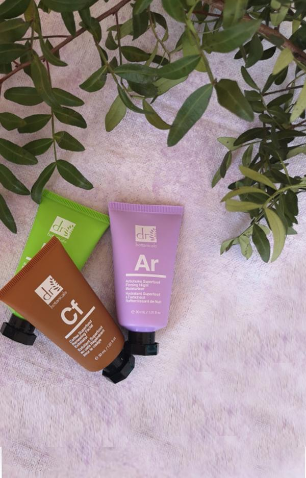 SUPERFOOD SKINCARE WITH DR.BOTANICALS