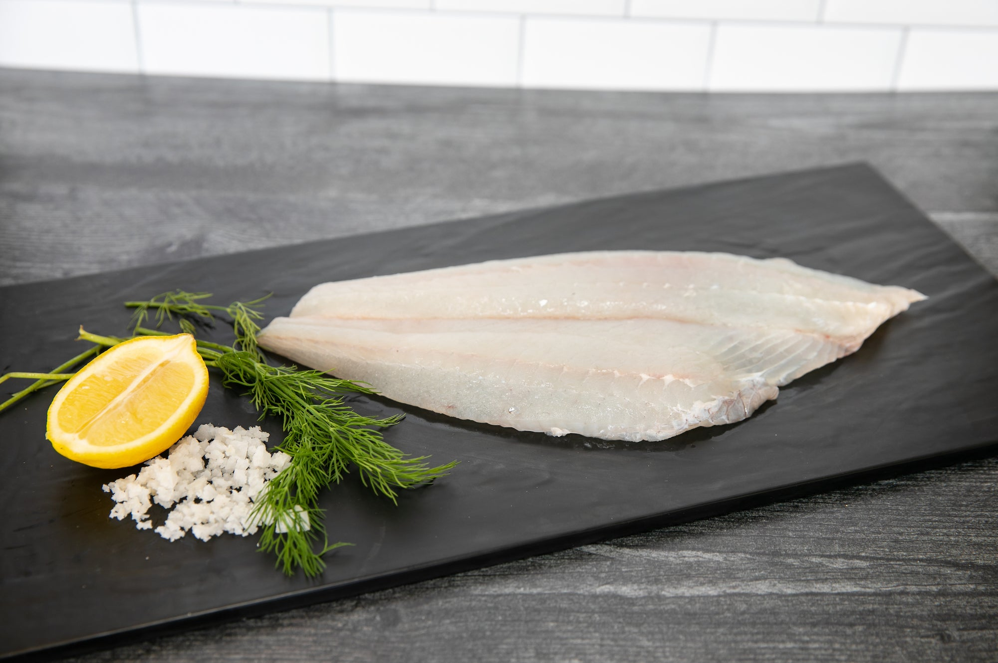 Locally Sourced NJ Fluke Fillet (Winter Flounder)